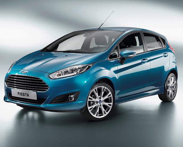 new ford fiesta akan ke indonesia 2013