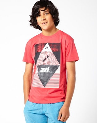Boy shirt fashion