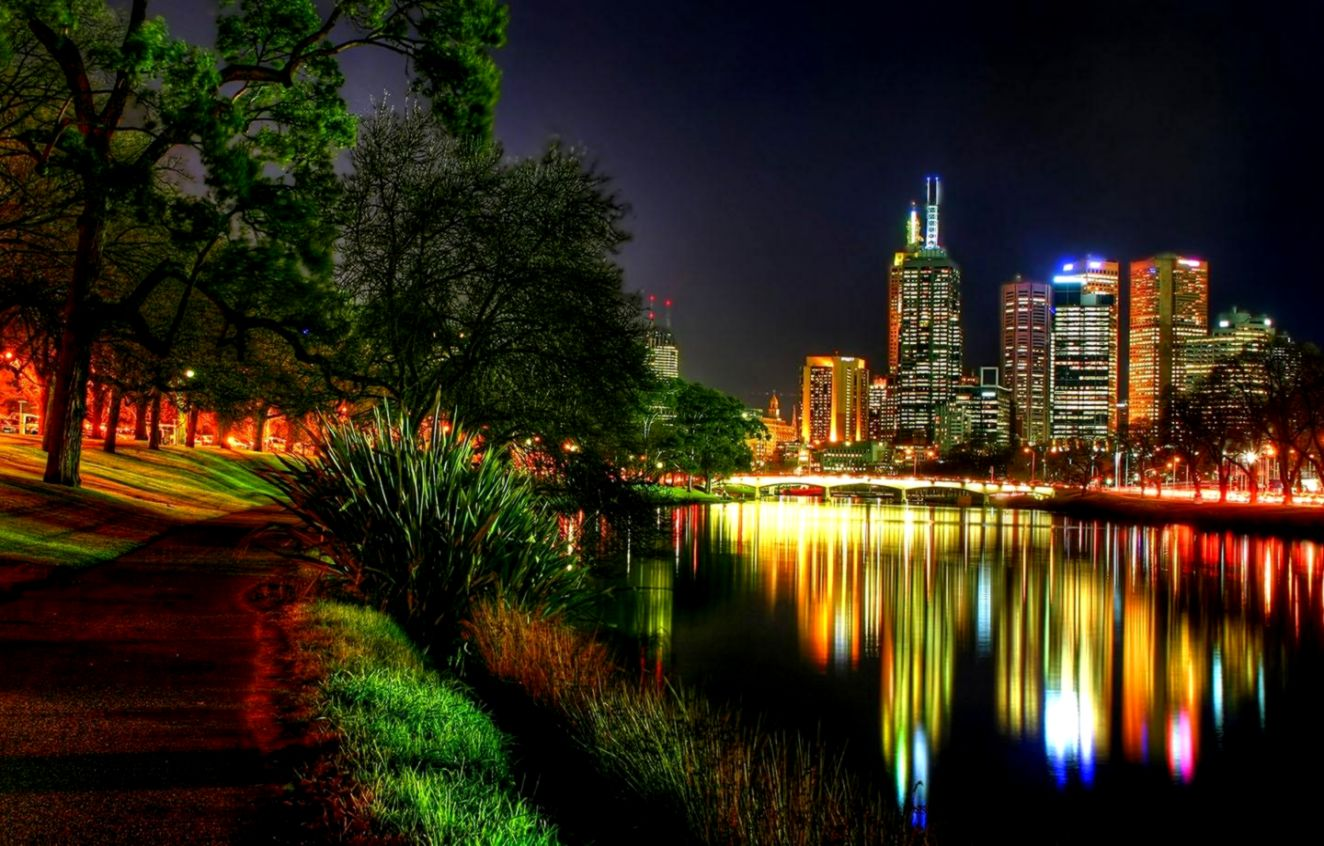 City Night Wallpaper   Android Apps on Google Play