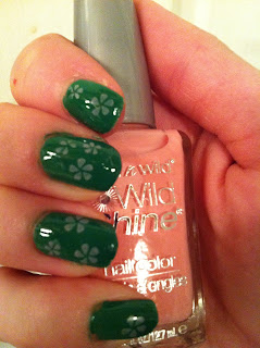 wild and shine nailpolish
