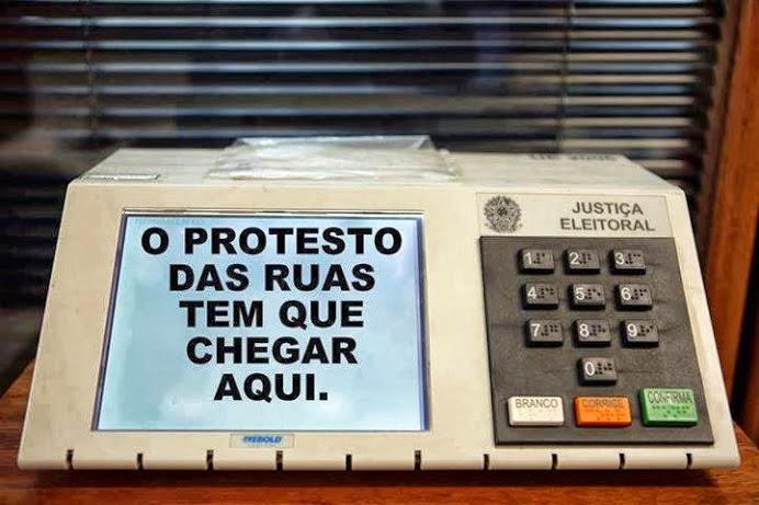 PROTESTE!