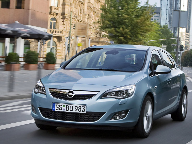 Car Site News Car Review Car Picture And More 2011 Opel Astra