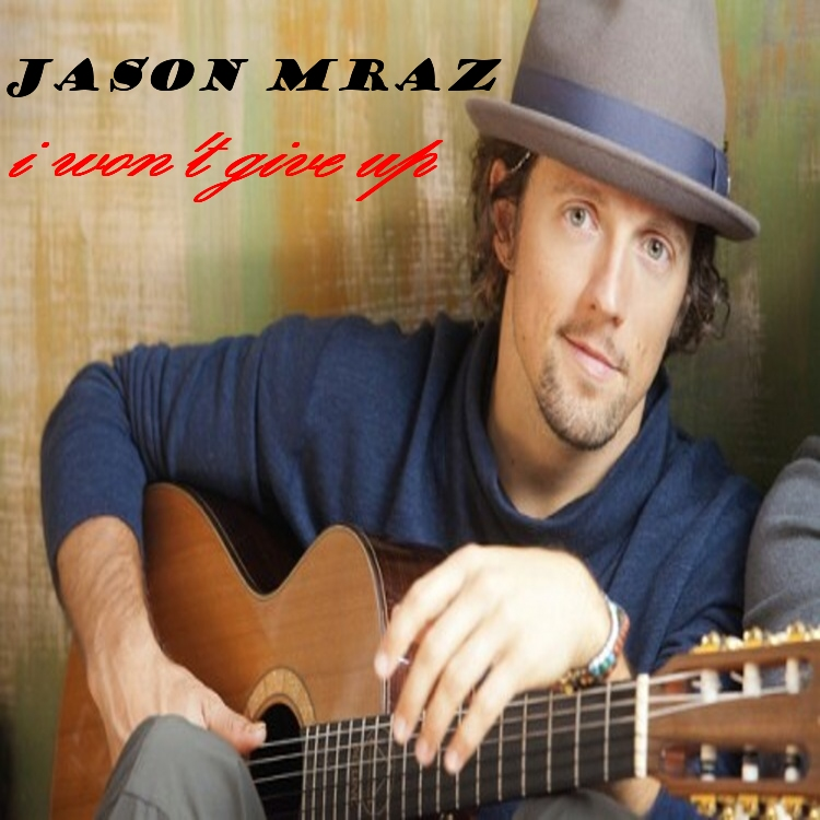 Jason Mraz I Wont Give Up Chords Image Collections Chord Chart