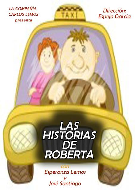 Las historias de Roberta, teatro infantil participativo, Valdebernardo  13 abril 12:00