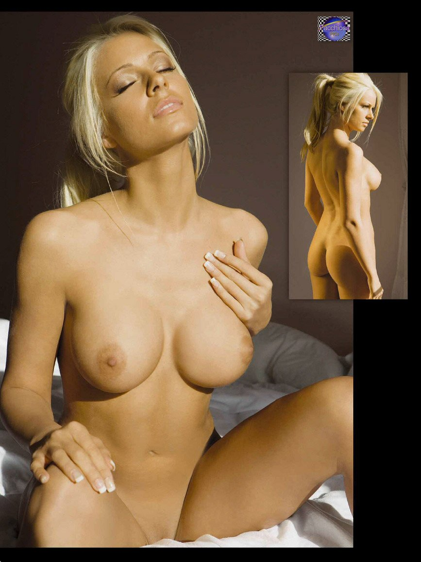 Athletes - Maryse Ouellet Playboy