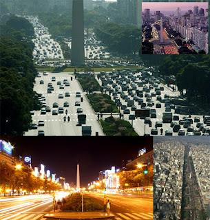 اغرب شوارع وطرق في العالم