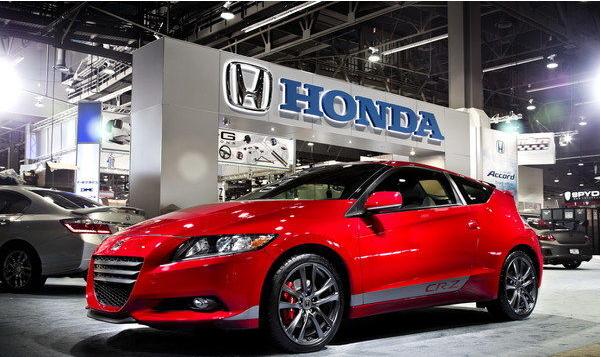 Honda HPD CR-Z Concept sobrealimentado