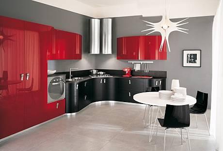 Fotos de cocinas integrales modernas ideas para decorar for Cocinas espectaculares modernas