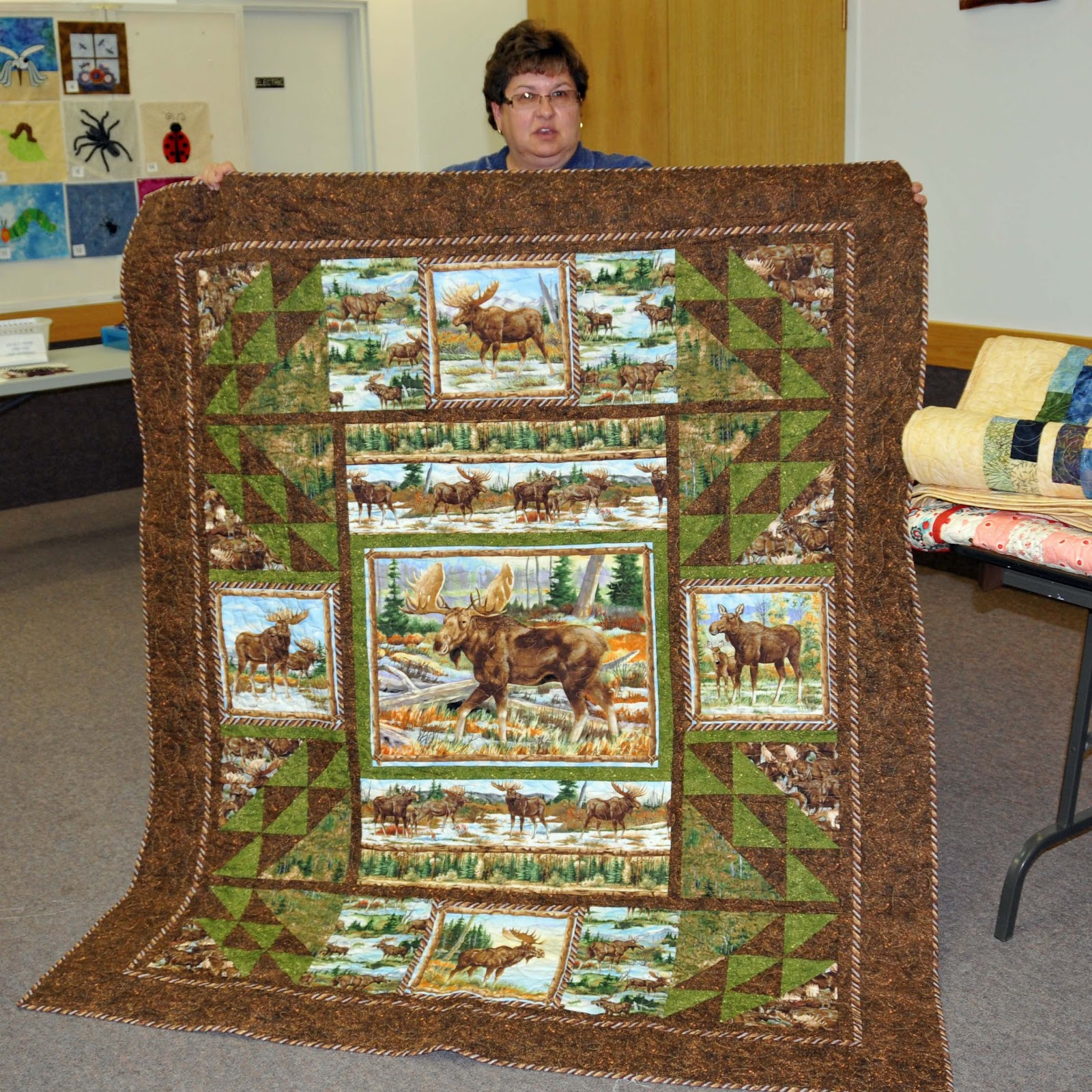 North Star Quilt Guild News May 2012 Meeting Highlights