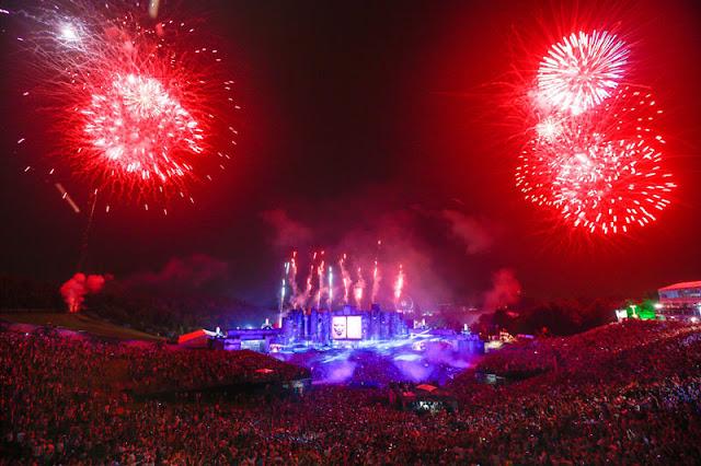tomorrowland 2012 music festival