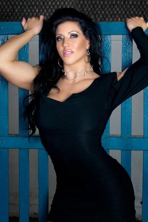 Cheryl Rosenberger - Female Fitness Model