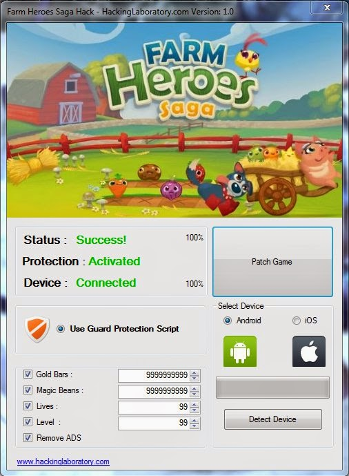 farm heroes saga instructions