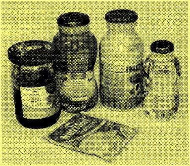 Macam-Macam Zat adiktif Bagi Makan dan Kegunaannya