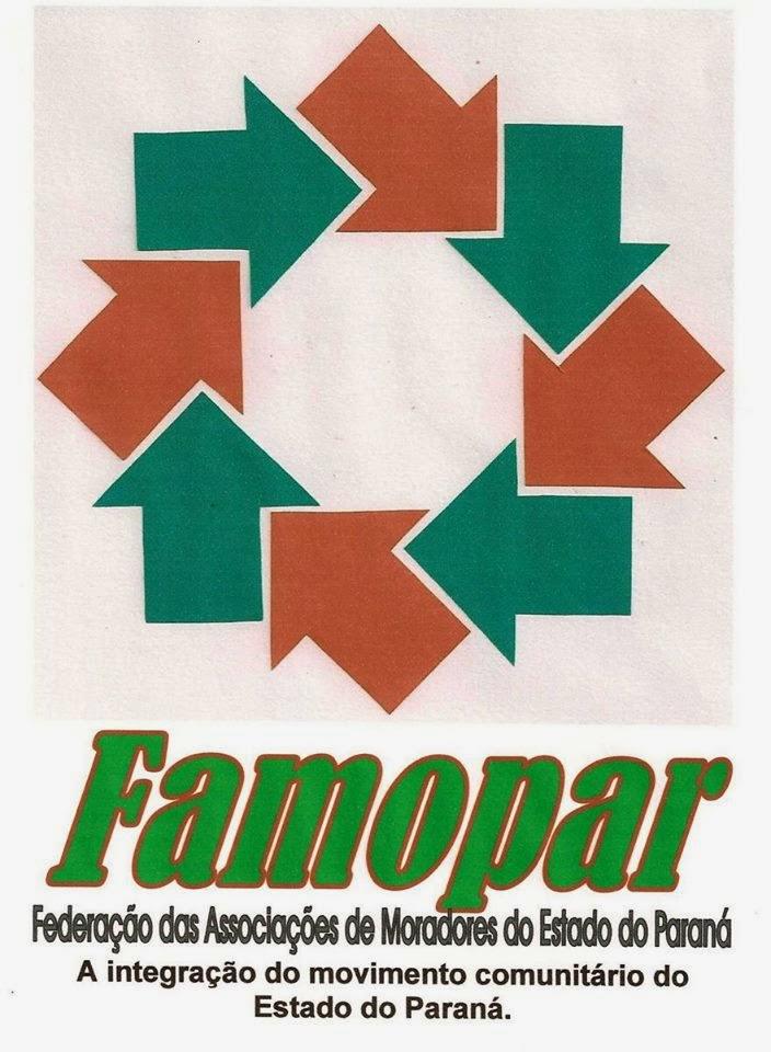 FAMOPAR - Federação das Associações de Moradores do Estado do Paraná