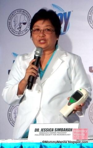 Dr. Jessica Simbahan