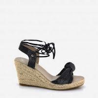 Sandale femei negre