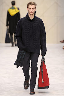 Burberry, Burberry Prorsum, London Collections, menswear, british style, 2014, Christopher Bailey,