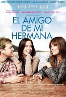El amigo de mi hermana (2011) online y gratis