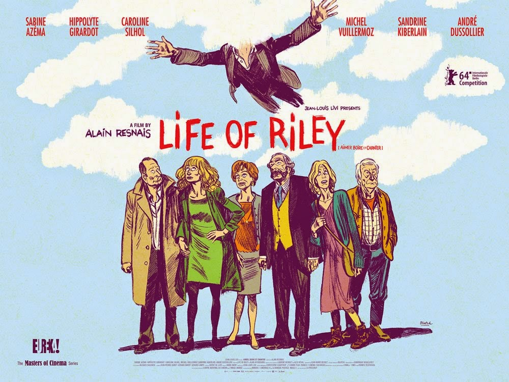 Life Of Riley / Aimer, Boire Et Chanter (2014) ταινιες online seires oipeirates greek subs