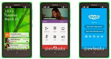 Peluncuran Nokia Normandy