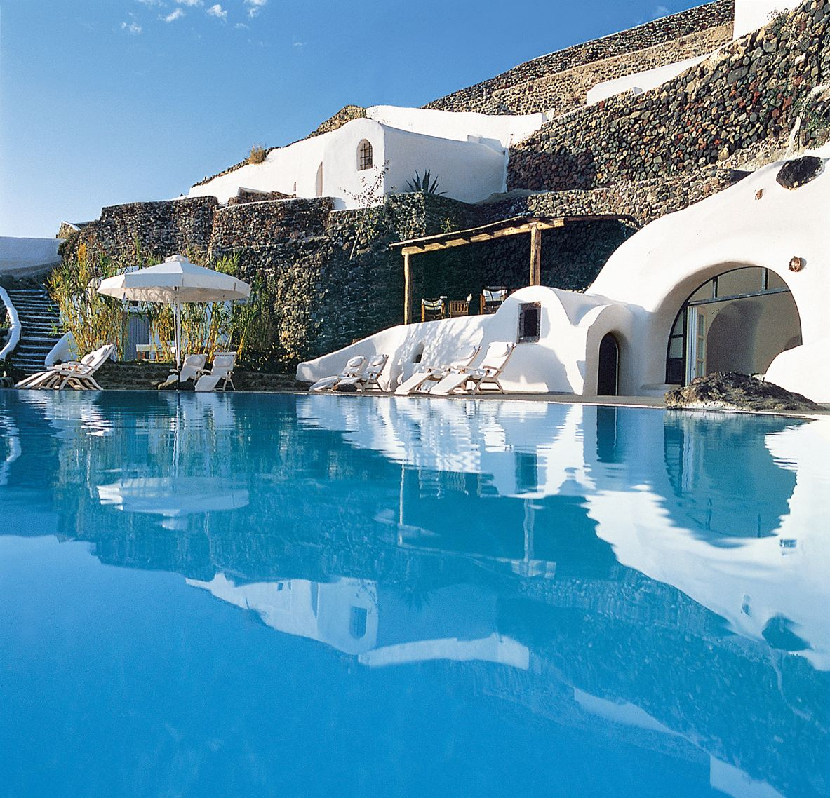 Santorini Greece hotel