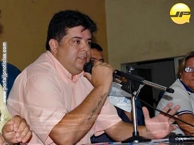 VEREADOR, AMIGO PRESIDENTE DA CÂMARA MUNICIPAL JUNIOR