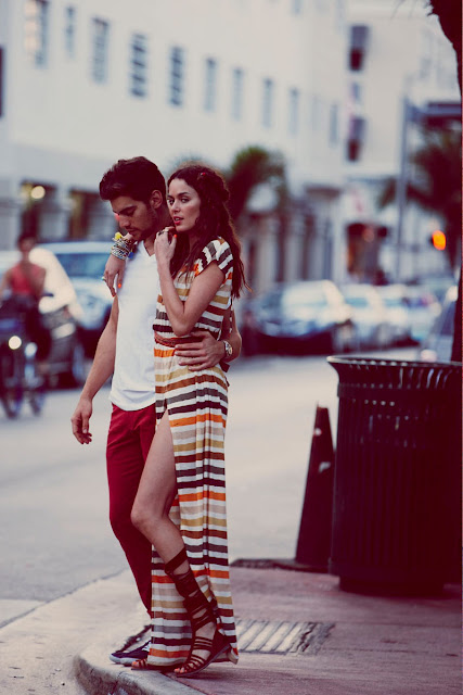 Sabrina Nait, Nicole Trunfio, Free People, Catalogue, Lookbook, Guy Aroch