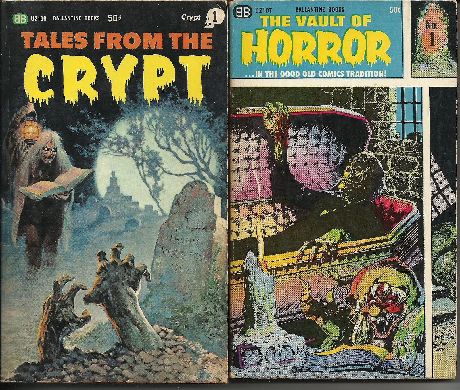 Uncle Dougs Bunker Of Vintage Horror Paperbacks