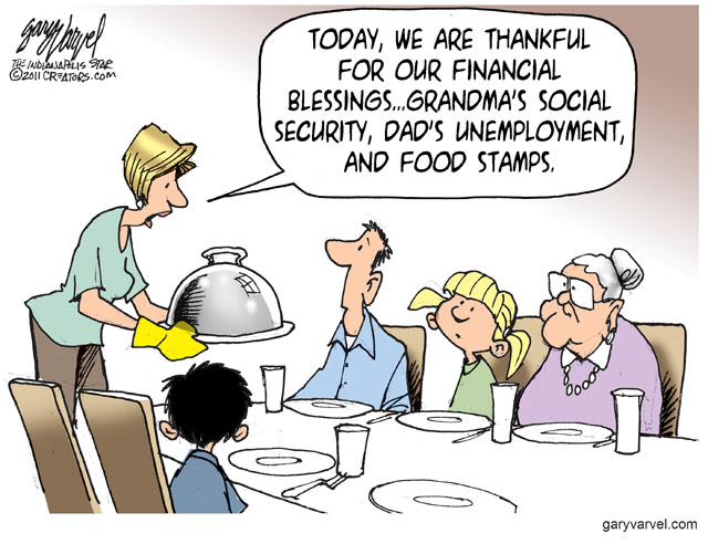 Thanksgiving For Many People This Year (2011)! Theo2