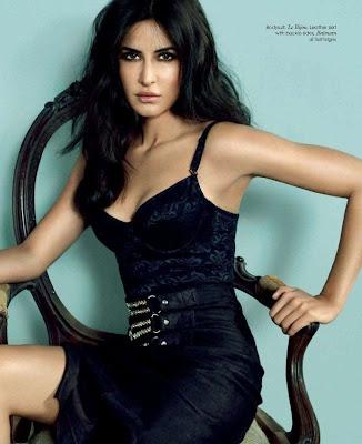 Katrina Kaif Vogue Hot