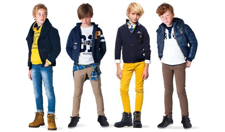 moda infantil 10 anos