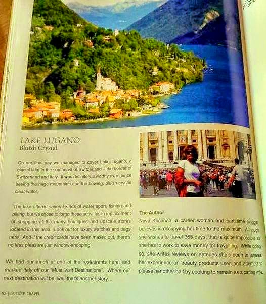 Featured - Leisure & Travel Magazine
