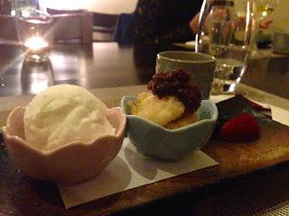 Mino - Mosman, Sydney - Dessert