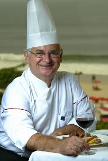 O chef Jean Yves Poirey  (foto: divulgação/Nina Marciano Comunicações)