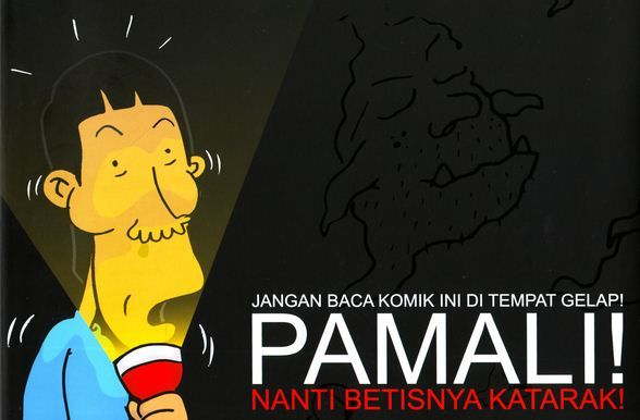Berbagai Pamali Yang Dipercaya Masyarakat Indonesia [ www.BlogApaAja.com ]