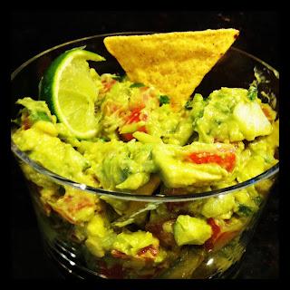 Guacamole on Katy's Kitchen