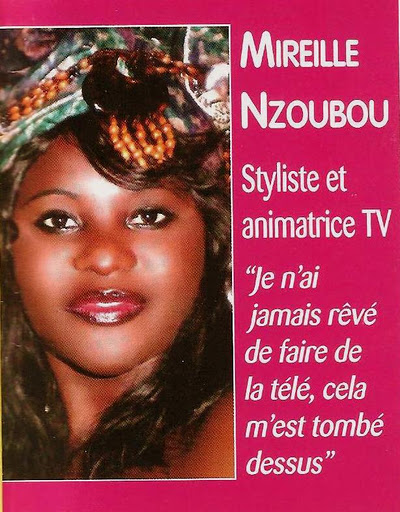 AMINA MAGAZINE tv