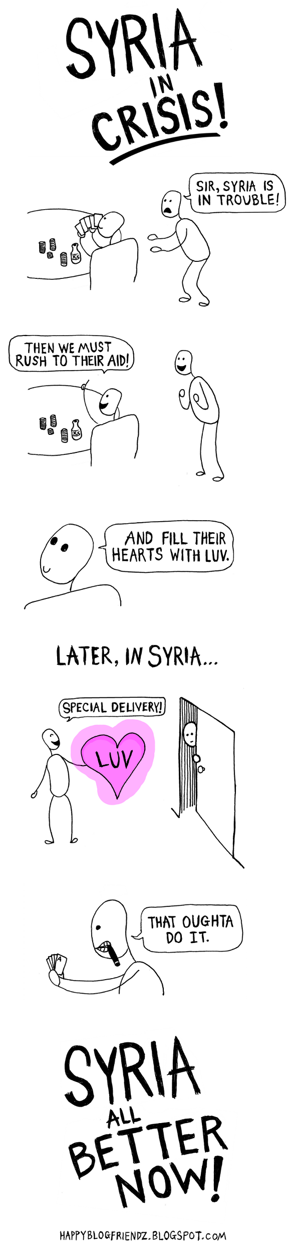 Syria in Crisis