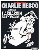 Charlie Hebdo, szatíra, vallás, Mohamed próféta, Kouachi-fivérek, Laurent Sourisseau, Riss