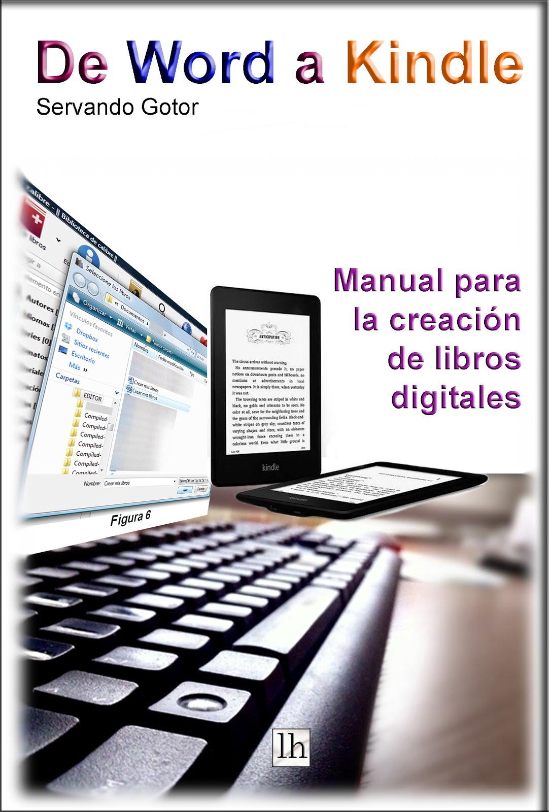 Crea tu propio libro digital y ponlo a la venta ya, en amazon