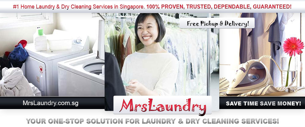 Mrs Laundry