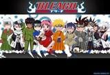 لعبة بليتش ضد ناروتو Bleach Vs Naruto