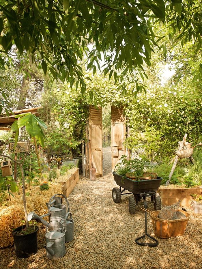 Country Style Backyard Ideas : Querido Ref?gio  Blog de decora??o P?tios e quintais