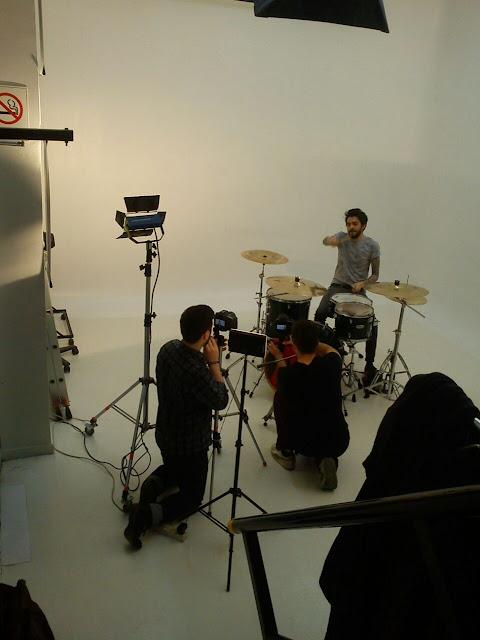backstage de MELIAN del videoclip valar morghulis