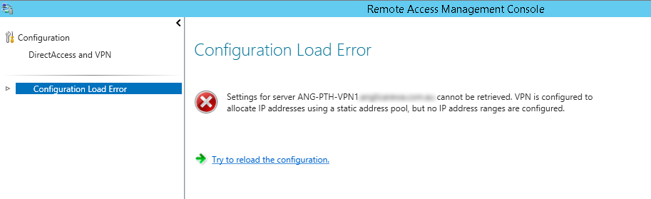 how to set up remote server access
