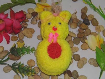 Panduan Membuat Boneka dari Handuk