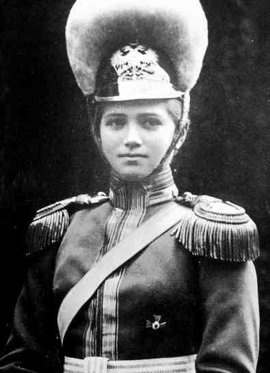 Grande-duchesse Maria Nicolaïevna de Russie 1899-1918-Romanov