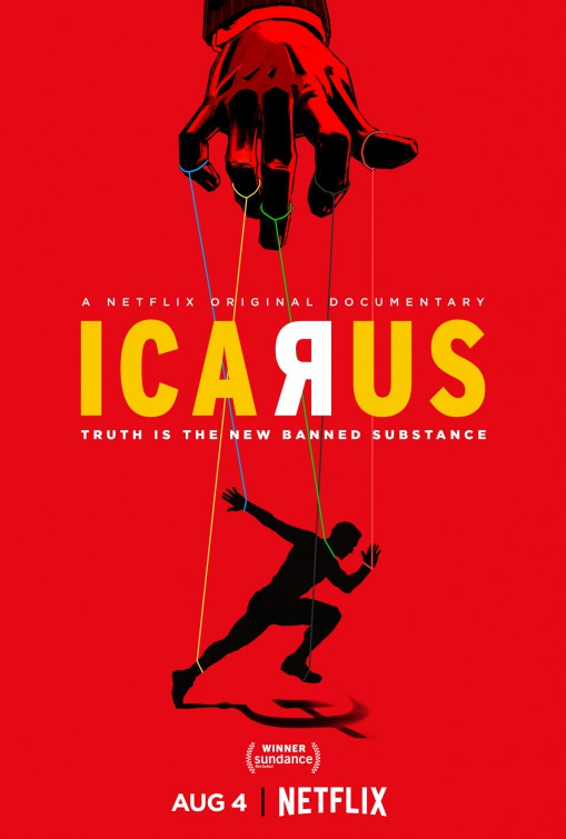 Recent releases: Icarus (2017)