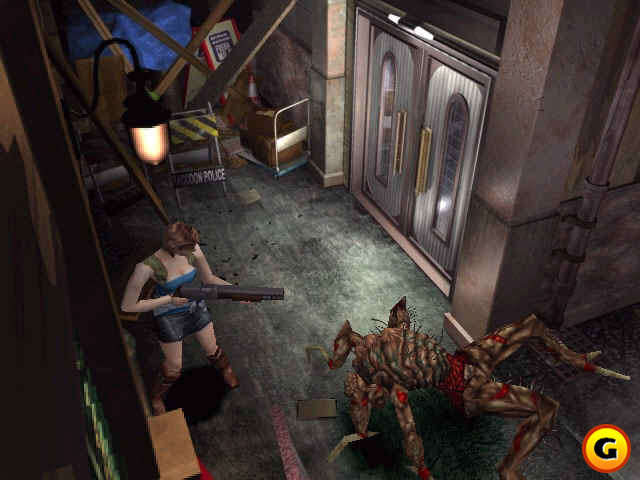 Pc Game   Resident Evil 3 (Full Game)
