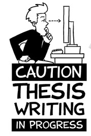 Thesis write